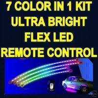 Under Car LED Neon Kit Under Body Million