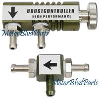 Universal Manual Turbo Boost Controller Kit Gunmetal