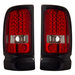Ram 1994-2001 LED Tail Lights Red