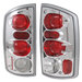 Ram 2002-2006 Chrome-Edge Tail Lights