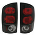 Ram 2002-2006 Euro Clear Tail Lights