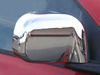 Ram 2002-2008 Mirror Covers Chrome
